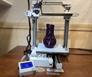Build Your Own C3Dt/dz 3D Printer