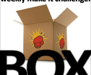 Weekly Make It Challenge: Box