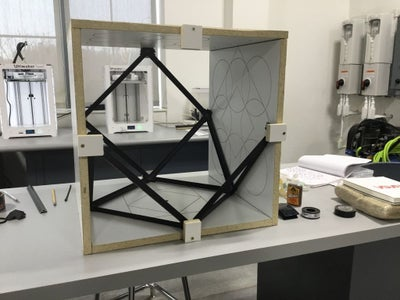 Light Cage Construction