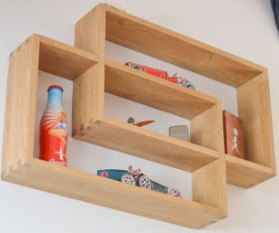 Interlocking Shelf