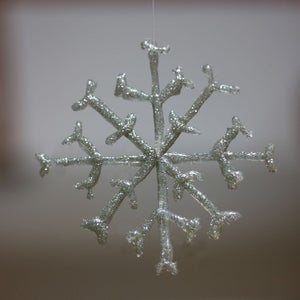 Snow Flake Decoration