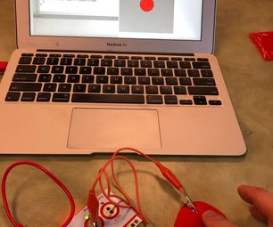 Coding Simple Playdoh Shapes W/ P5.js & Makey Makey