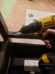 Using the Power Drill: Withdrawing the Power Drill