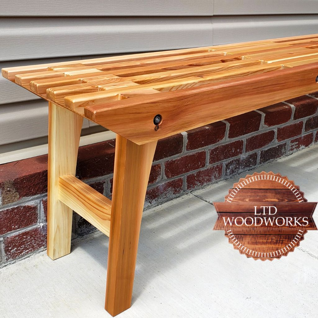 Picture of Cedar Garden Bench