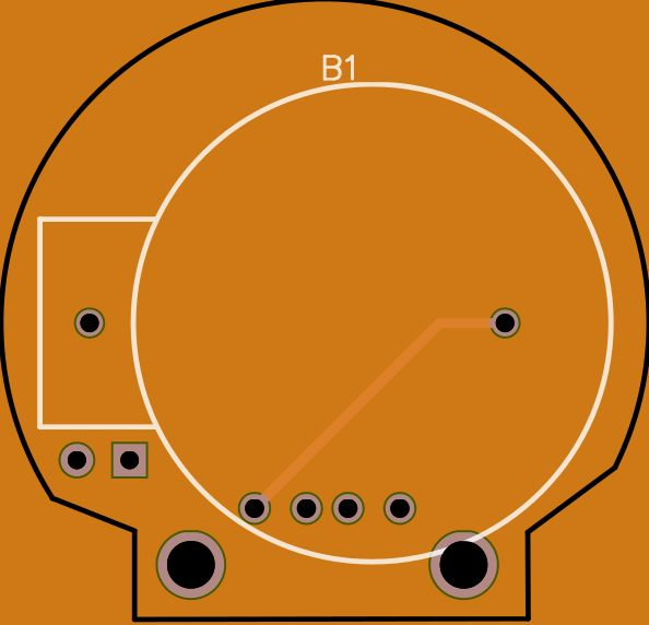 Picture of PCB FABRICATION