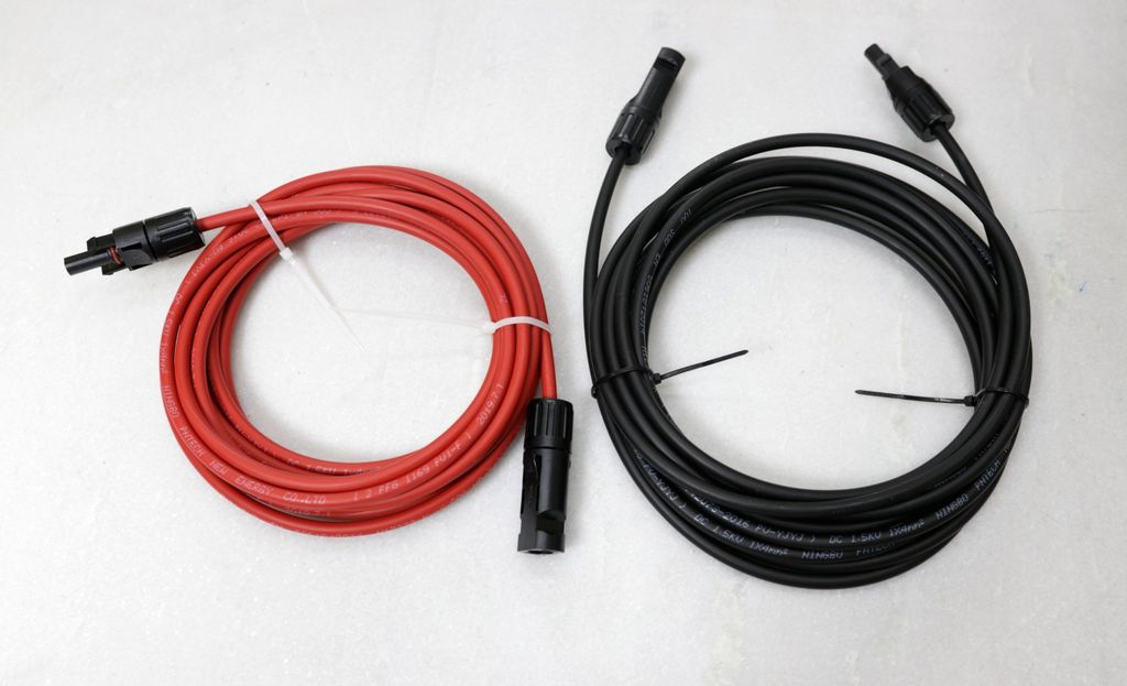 Picture of How to Make MC4 Connector for Solar PV Cables