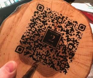 QR Code Logs
