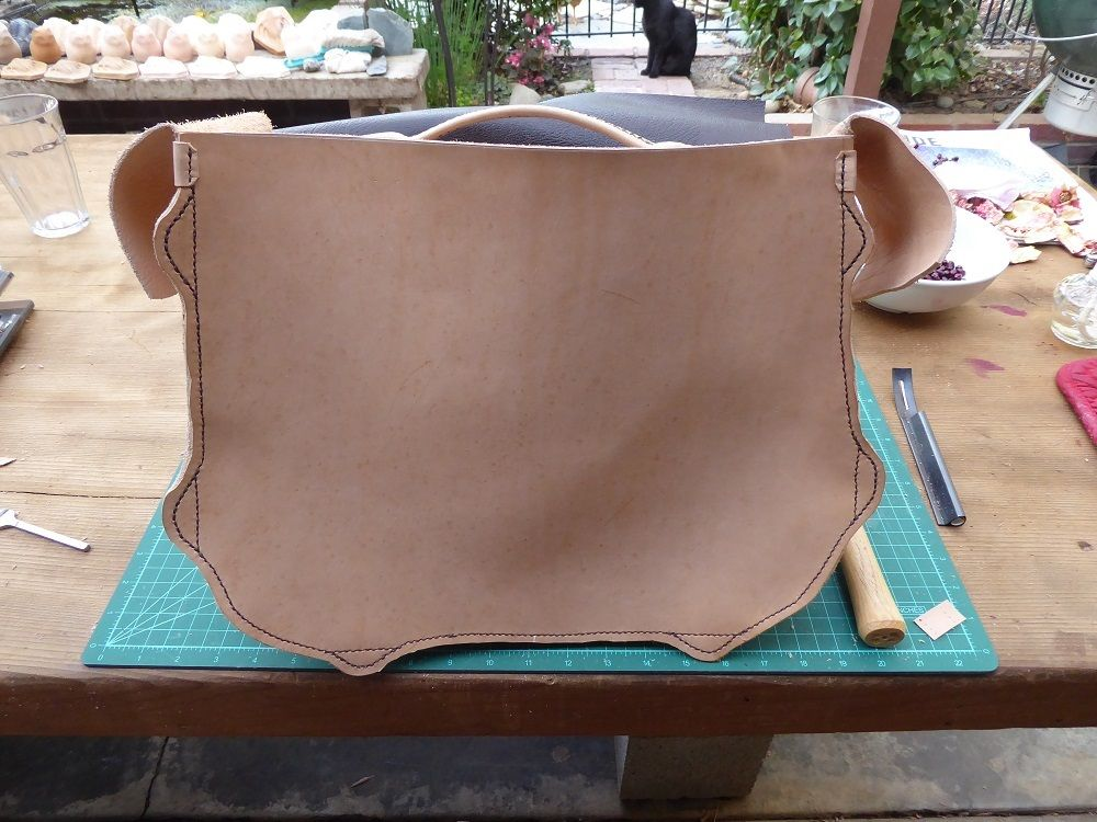 Picture of Saddle Stitching