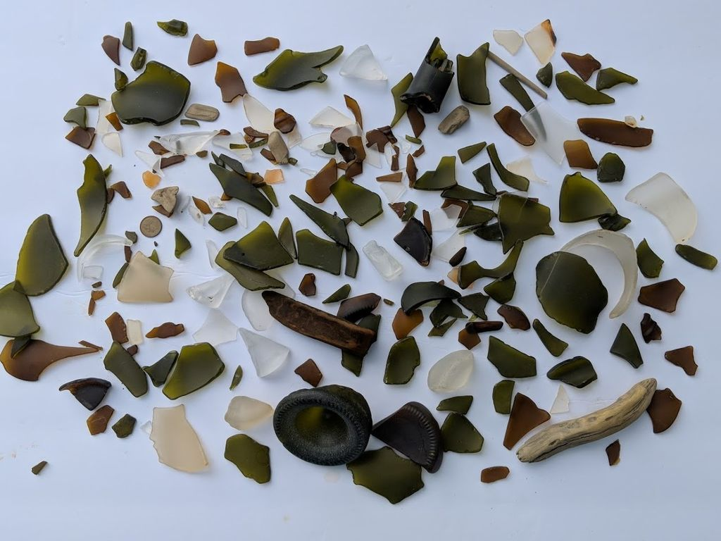 Picture of Water Wheel Sea Glass