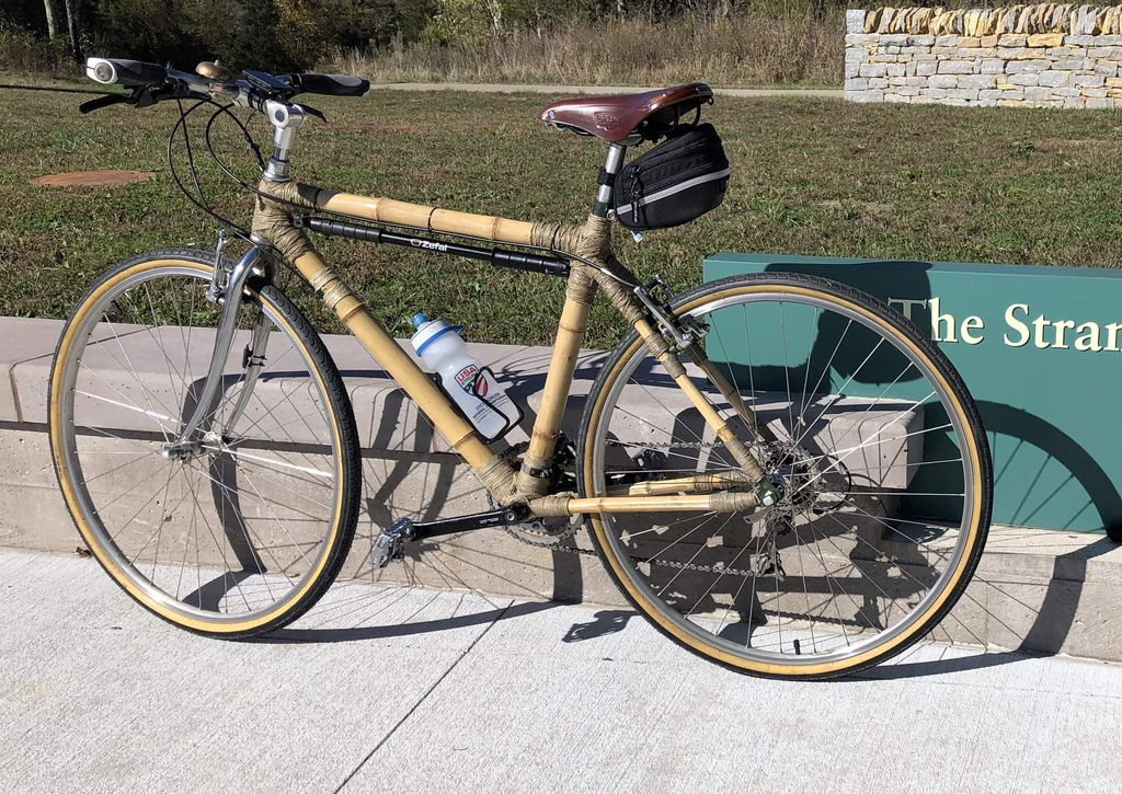 Picture of Bamboo Bicycle Frame