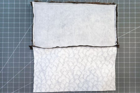 Sewing the Bag Together