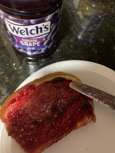 Spread Jelly on Bread