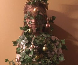 Ivy Christmas Tree Outfit