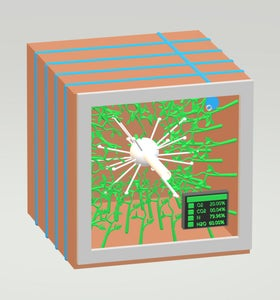 5 Sided Cube