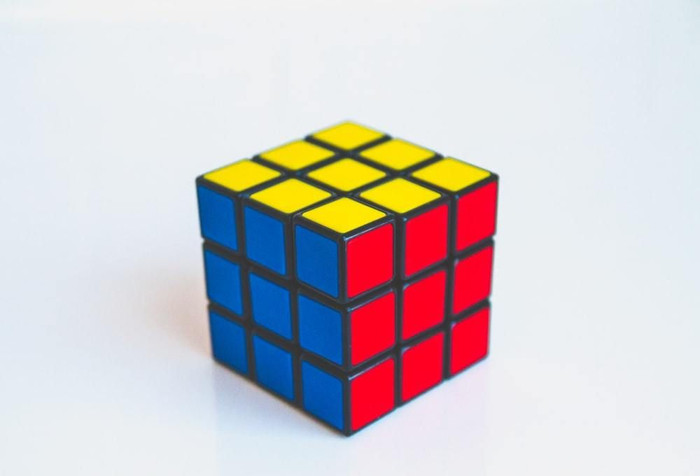 Picture of How to Solve a Rubik's Cube!