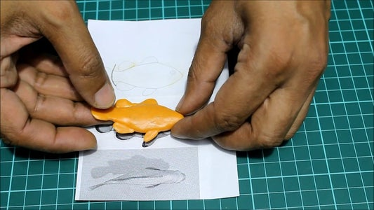 Nemo 3D Papercraft | Disney Family | 300x533