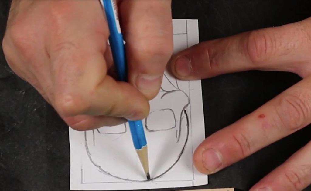 Picture of Drawing Part