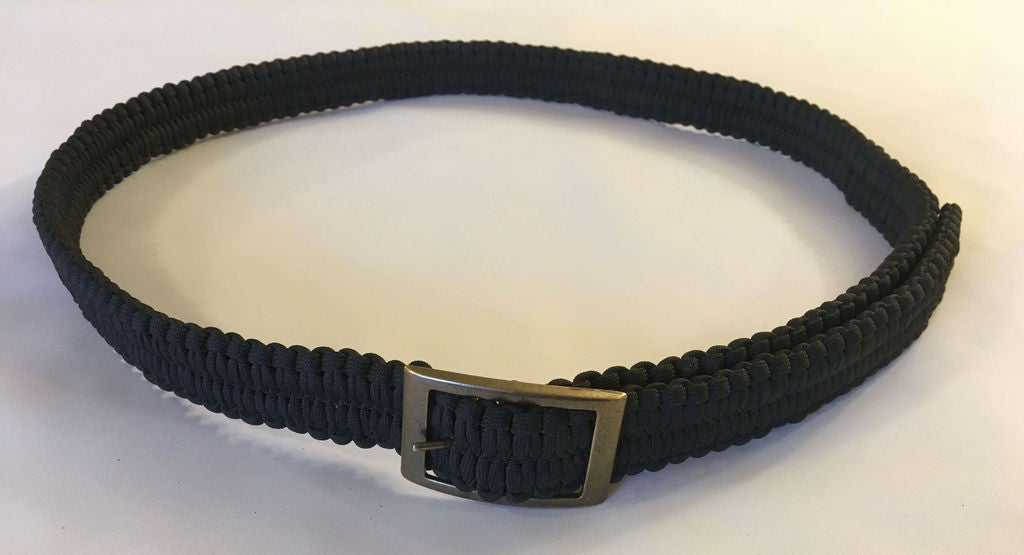 Picture of Bitterroot Braided Paracord Belt