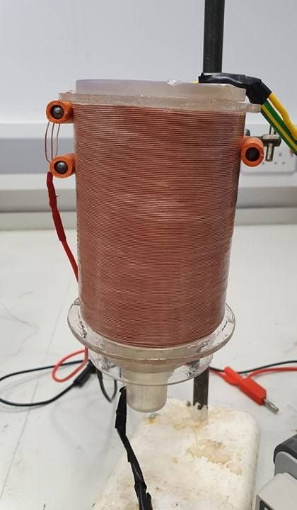 Picture of Low Cost Bench Top Magnetic Particle Spectrometer (MPS)