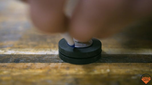 Cutting the Rubber Grommets