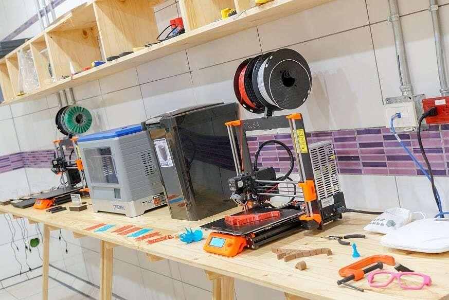 Picture of Nova Hub -  Diseño 3D Con Tinkercad