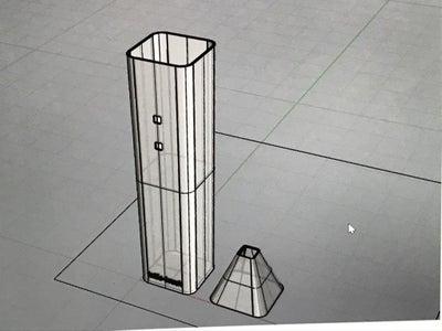 Building the 3D Model