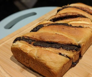 Triple Chocolate Babka