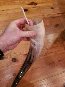 Measuring Your Horn and Snipping the Tip