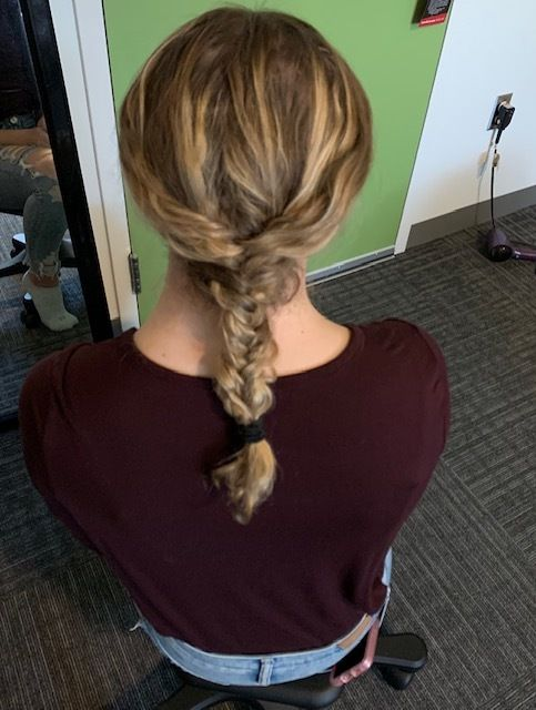 How To Fishtail Braid 8 Steps