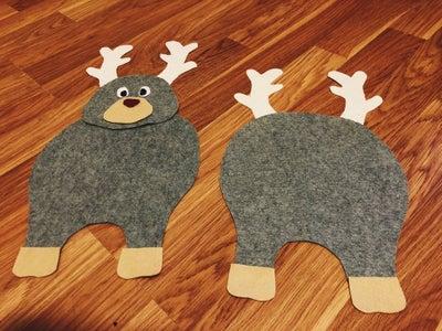 Build Your Reindeer Up