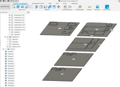 Start the Design With Fusion360