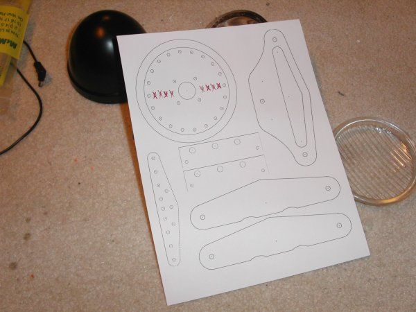 Picture of Part 1: Making the Array Plate