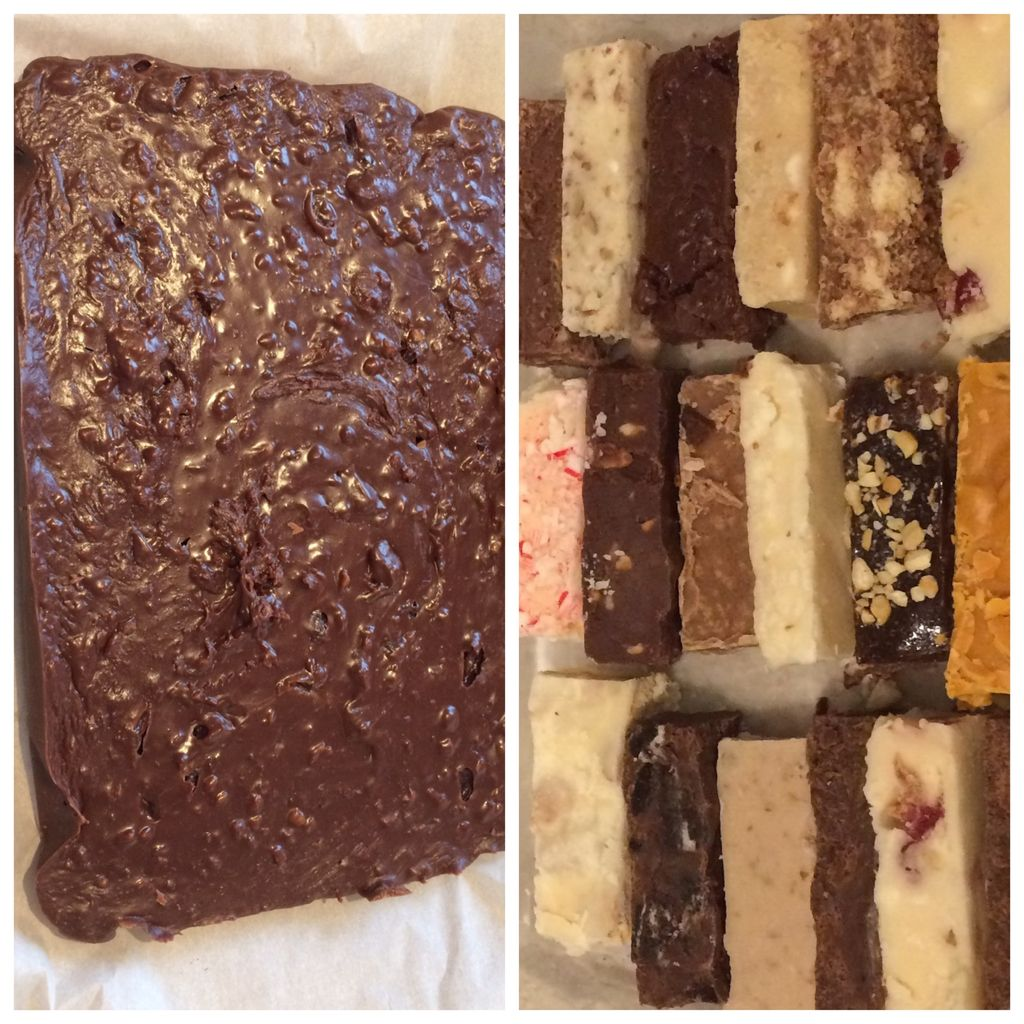 Picture of Dark Chocolate Cherry Almond Fudge (and 35+ Flavors!)