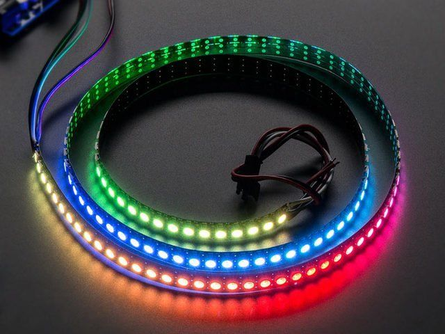 Picture of Neopixels