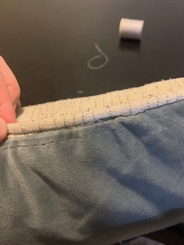 Picture of How to Hand Sew an Invisible Stitch