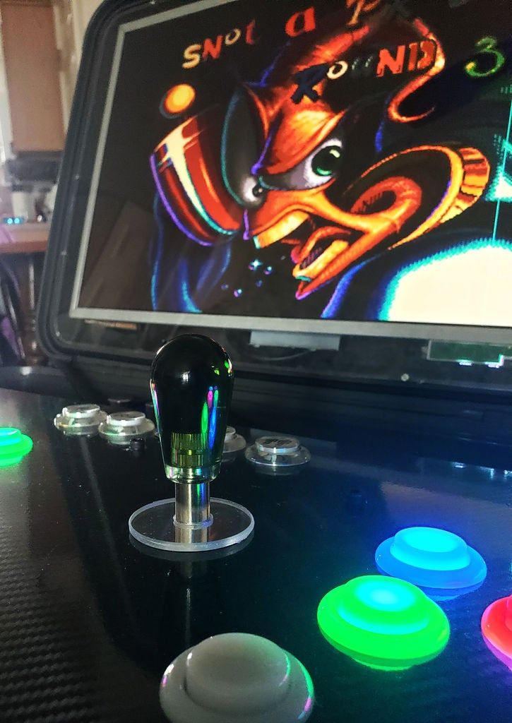 Picture of Portable Suitcase Arcade