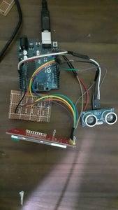 Digital Water Level Meter With Arduino