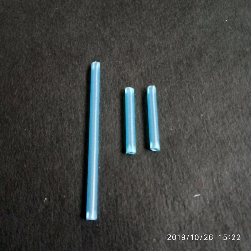 Picture of Preparation for Making the Wheel Section
