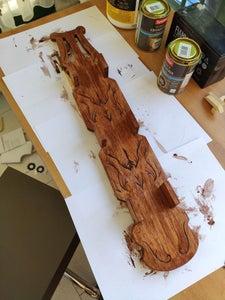 Darkening the Wood (optional)