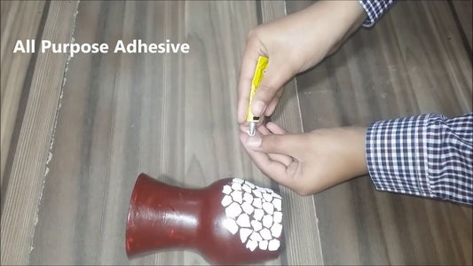 Use of All Purpose Adhesive