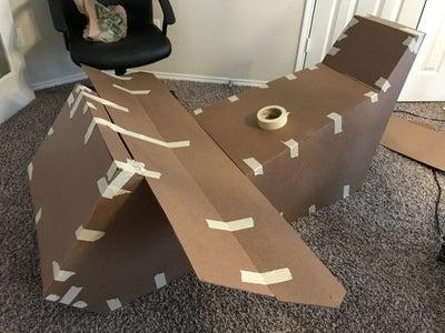 Making Plans & Cutting Basic Shapes