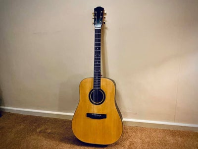 Hand Made Acoustic Guitar