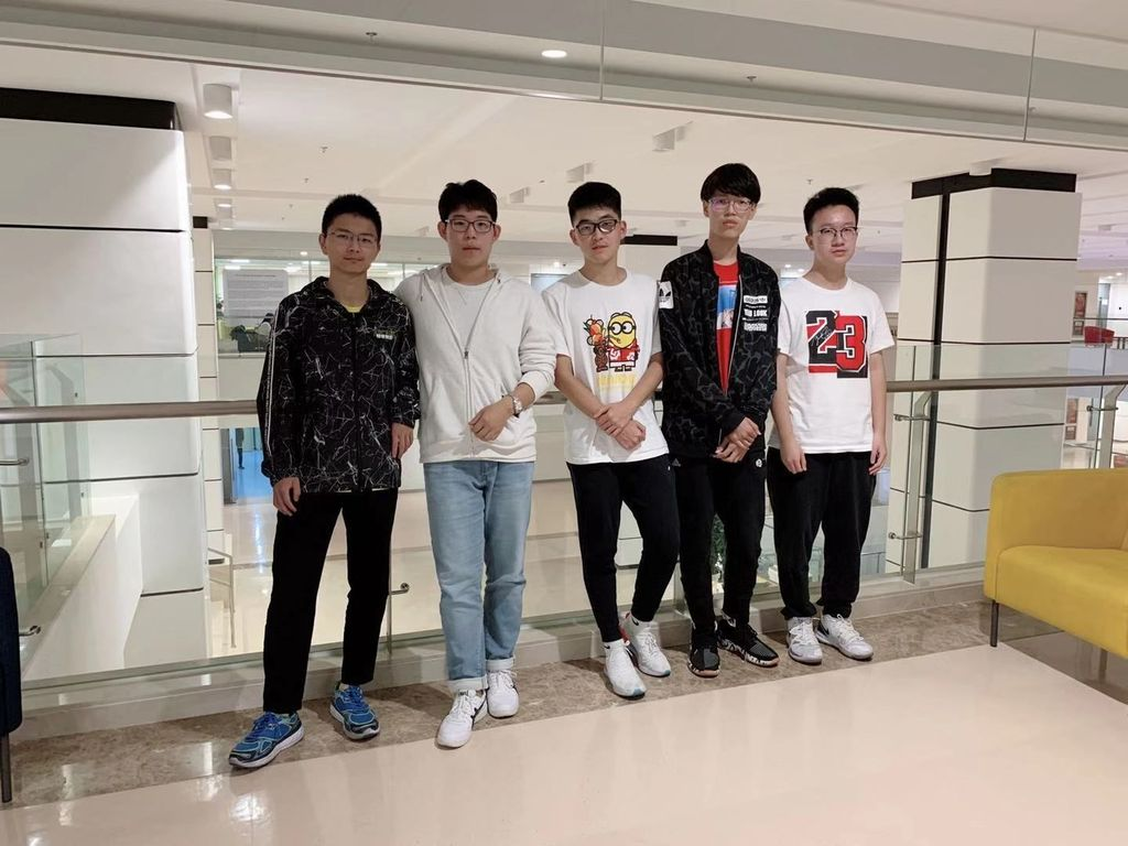 Picture of 【Joint Institute2019 | Group5: Infinity】Deployable Bridge