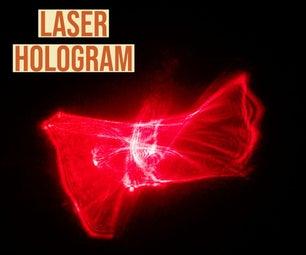 Laser Hologram