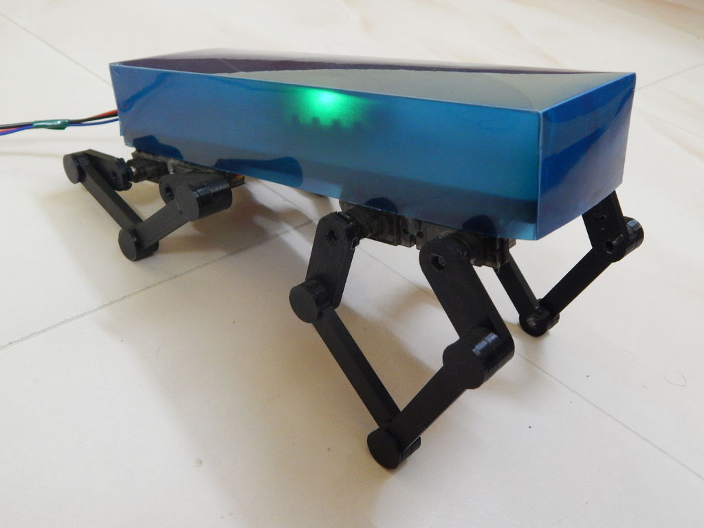 Picture of Baby MIT Cheetah Robot