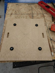 The Mounting Plate