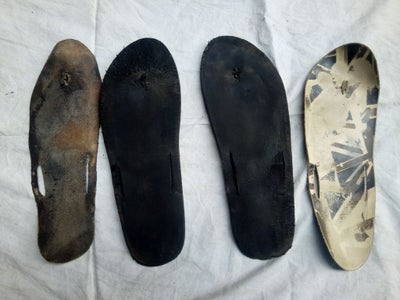 Prepare the Old Slippers
