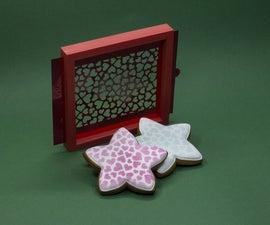 DIY: Magnetic Frame for Stencils (3D Printed)