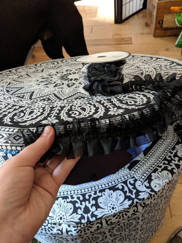Picture of Add a Decorative Trim