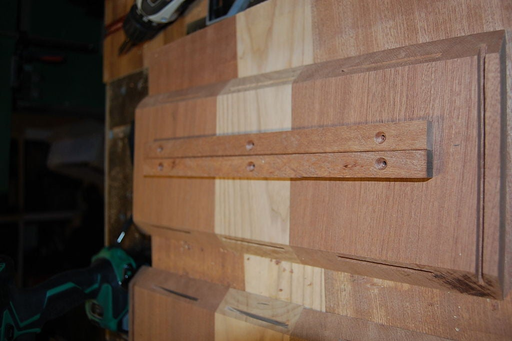 Picture of Drawer Runners and Gluing Up